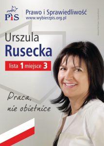 Urszula Rusecka